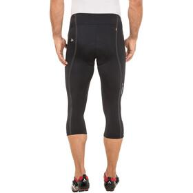VAUDE Active Pantalones 3/4 Hombre, black uni